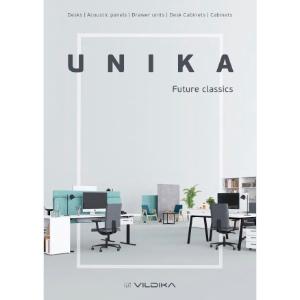 Biuro baldų UNIKA katalogas || Kėdžių centras
