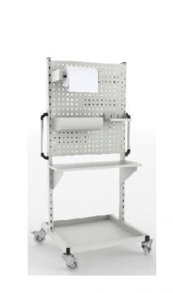valymo vežimėlis, metalinis vežimėlis, valytojo įranga, viešų patalpų tvarkymui, mokyklų valymui, dezinfekavimas viešose vietose, nerūdijančio plieno skysčio dozatorius,