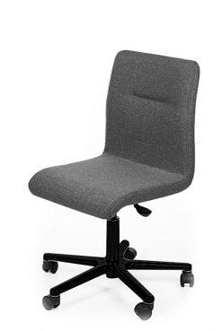 Biuro kėdė Next be porankių || Biuro kėdės sandėliui || Baldai parduotuvėms || Praktiška kėdė