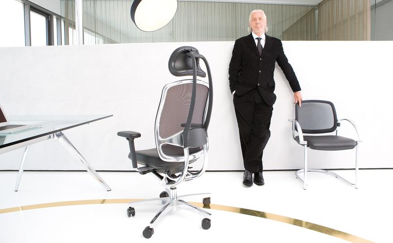 Ergonominė biuro kėdė || Biuro darbo kėdės || Ergonomic office chair || Kėdžių centras