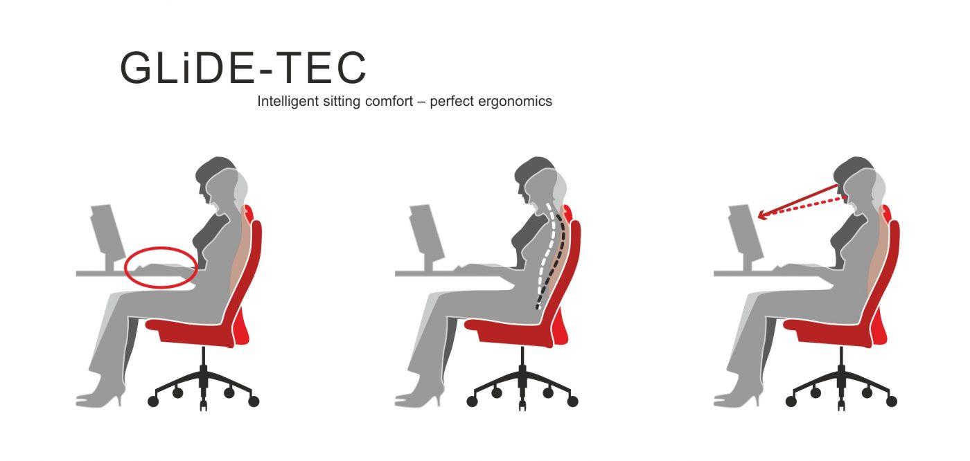 Ergonomiška biuro kėdė || Biuro kėdės || Office chair