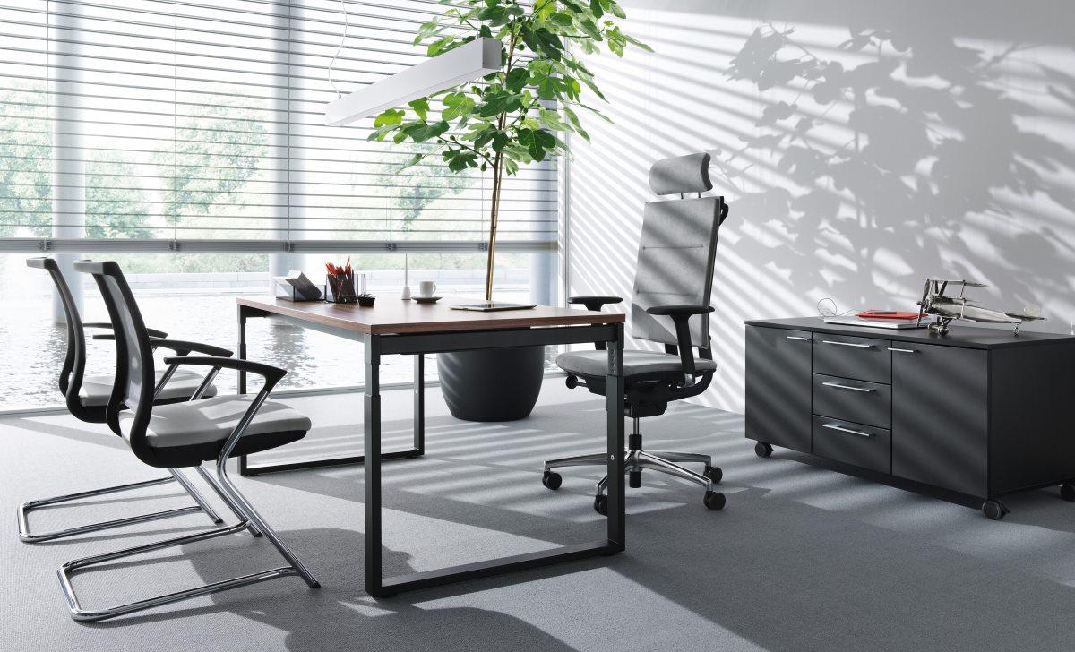 Ergonominė biuro kėdė || Vadovo biuro baldai || Office chair || Kėdžių centras