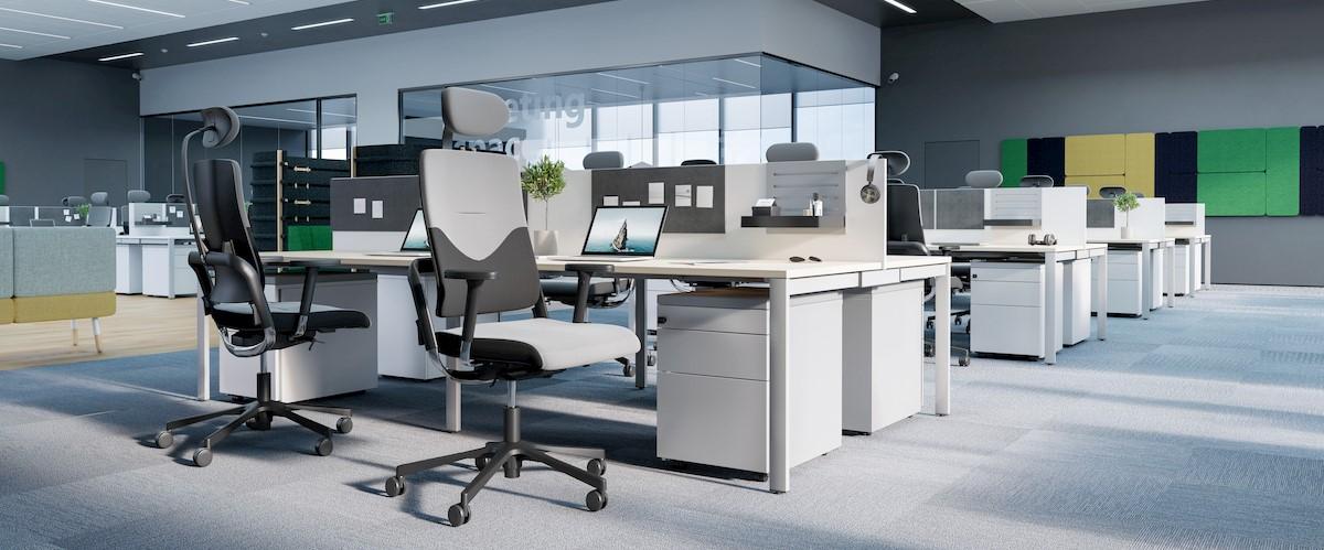 biuro kėdės Vilniuje || ergonominė biuro kėdė || darbo kėdė su pogalviu || moderni kėdė