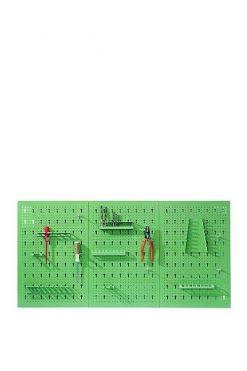 įrankių sienutė, sienutė įrankiams, sienutė įrankių laikymui, sienutė įrankių susidėjimui, įrankių sienelė, serviso baldai, dirbtuvių baldai, metaliniai baldai, įrankių sienutė su laikikliais,