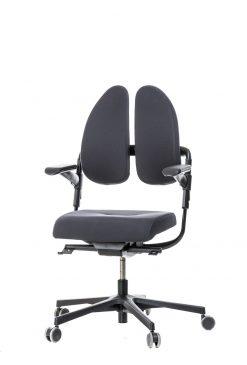 Vadovo kėdė XENIUM-DUO BACK® be pogalvio-0