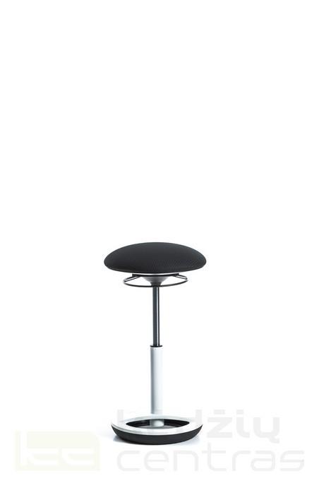 Speciali kėdė - Sitness Bob-Juoda-0