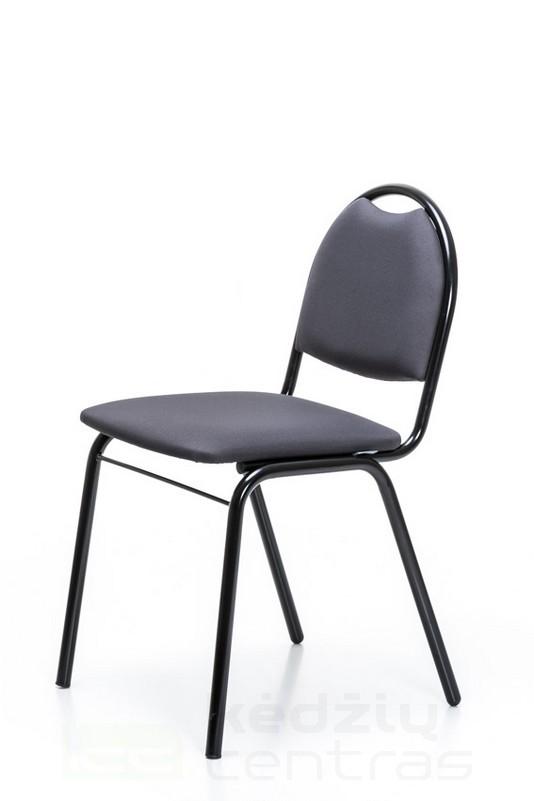 Lankytojų kėdė ARIOSO - Tamsiai Pilka SM02-1560