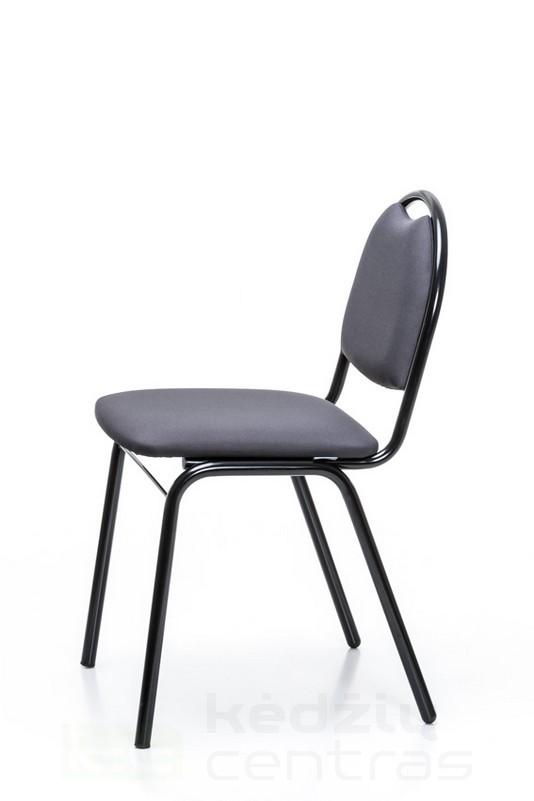 Lankytojų kėdė ARIOSO - Tamsiai Pilka SM02-1561