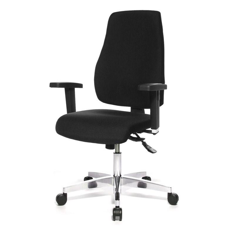 Biuro kėdė P90-Juoda TD0-0