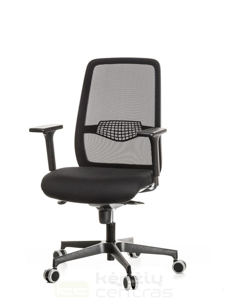 Biuro kėdė TURAIN-Juoda-0