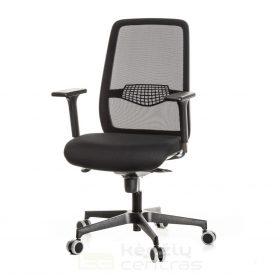 Biuro kėdė su tinkline nugarėle || Biuro baldai || Biuro kėdės Vilniuje || Darbo kėdė internetu || Office chair || Kėdžių centras