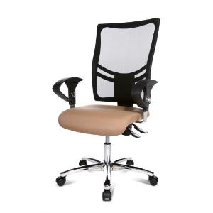 Ergonominė biuro kėdė sunkiasvoriams