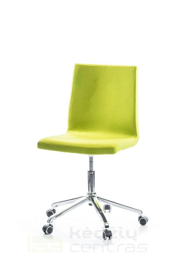 Lankytojų kėdė Cube-Žalia L55-0