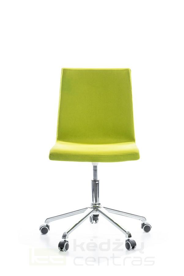 Lankytojų kėdė Cube-Žalia L55-5422