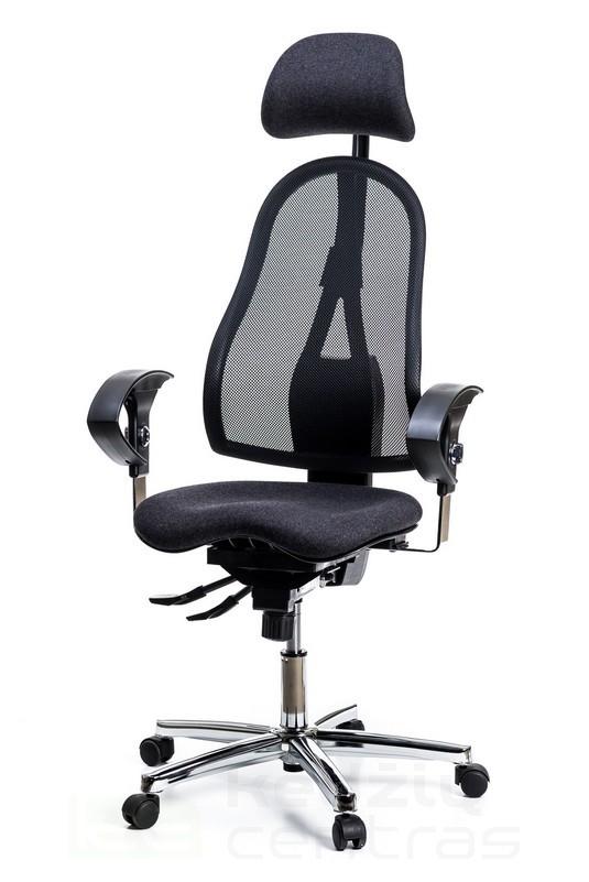 Ergonomiška kėdė SITNESS 45 - Tamsiai pilka L52-0