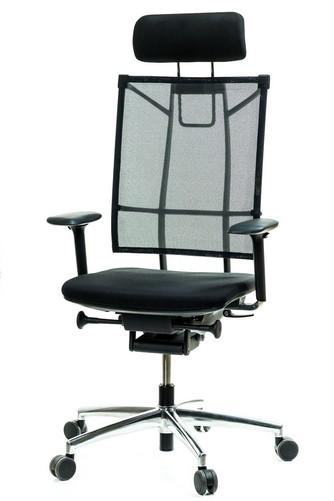 Ergoniminė biuro kėdė su pogalviu