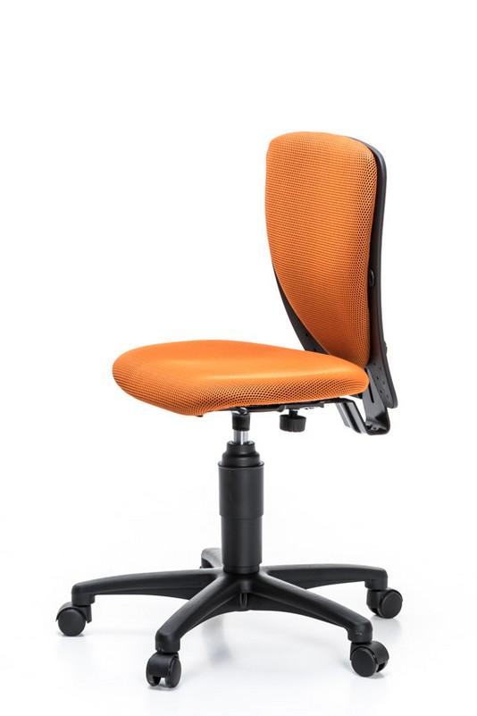 Vaikiška kėdė / HIGH S'COOL - Oranžinė BB4-1653