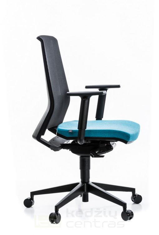 Biuro kėdė LOOK-Mėlyna-5961