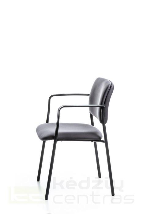 Lankytojo kėdė - Cube, juoda SM01-5228