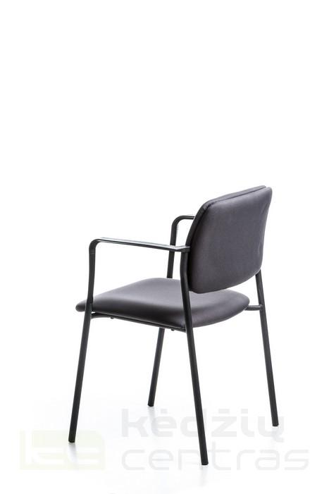Lankytojo kėdė - Cube, juoda SM01-5230
