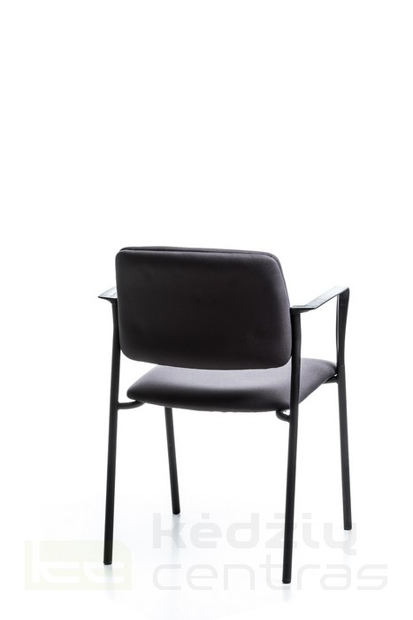 Lankytojo kėdė - Cube, juoda SM01-5234