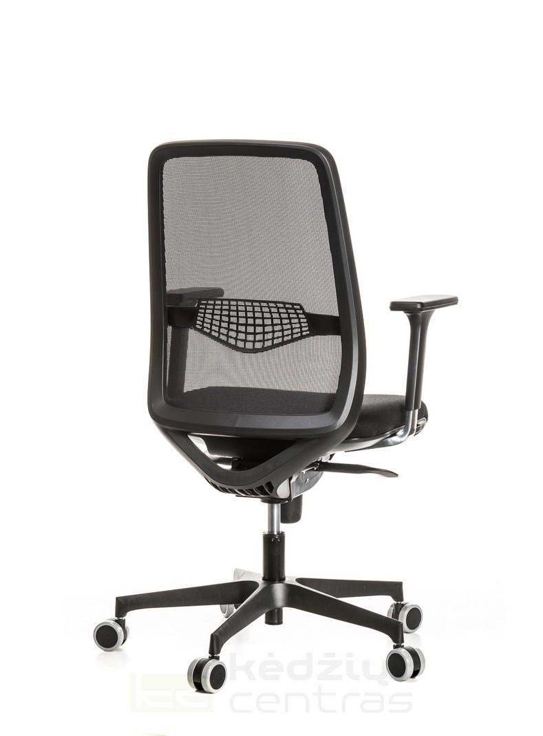 Biuro kėdė TURAIN-Juoda-6190
