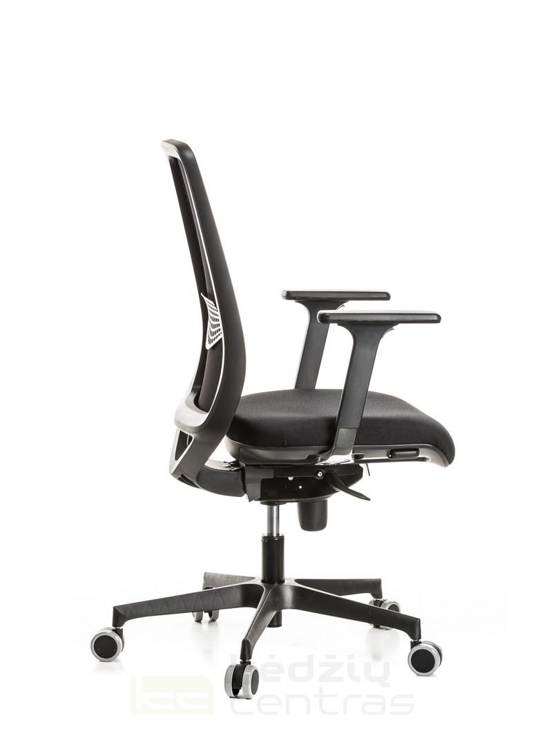 Biuro kėdė TURAIN-Juoda-6193