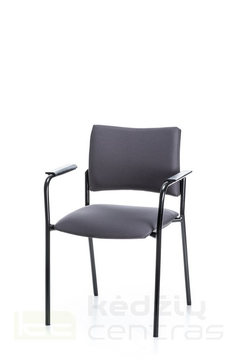 Lankytojo kėdė - Intrata V31 CF ARM-Tamsiai Pilka SM02-0