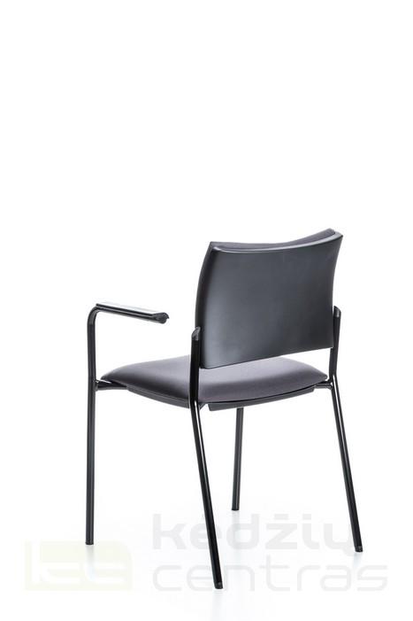 Lankytojo kėdė - Intrata V31 CF ARM-Tamsiai Pilka SM02-5250