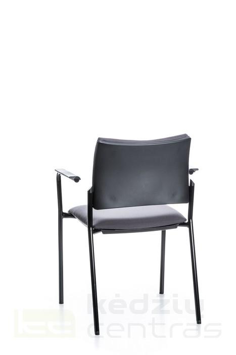 Lankytojo kėdė - Intrata V31 CF ARM-Tamsiai Pilka SM02-5251