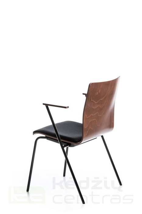 Lankytojo kėdė - FEN 4L-ARM-Ruda SP02-5342