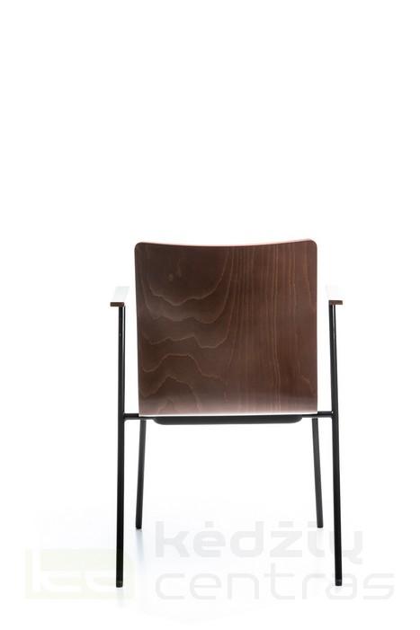 Lankytojo kėdė - FEN 4L-ARM-Ruda SP02-5345