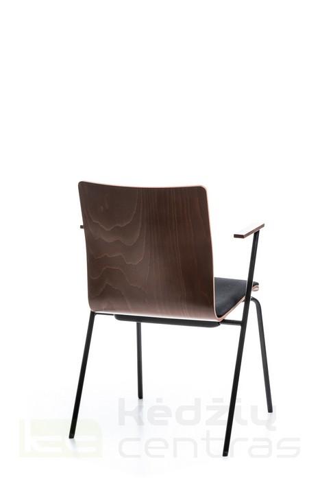 Lankytojo kėdė - FEN 4L-ARM-Ruda SP02-5346