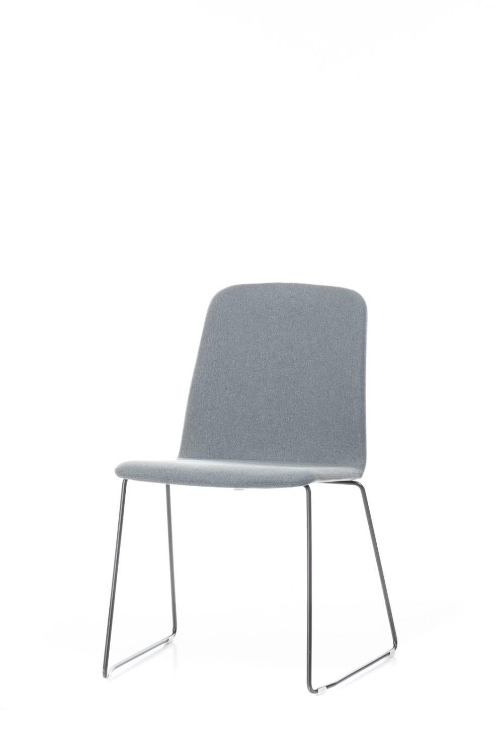 Lankytojo kėdė - SUNRISE-Pilka-0