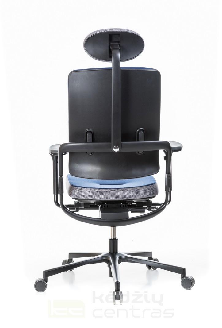 Vadovo kėdė - XENIUM UPH-Mėlynai pilka-5894