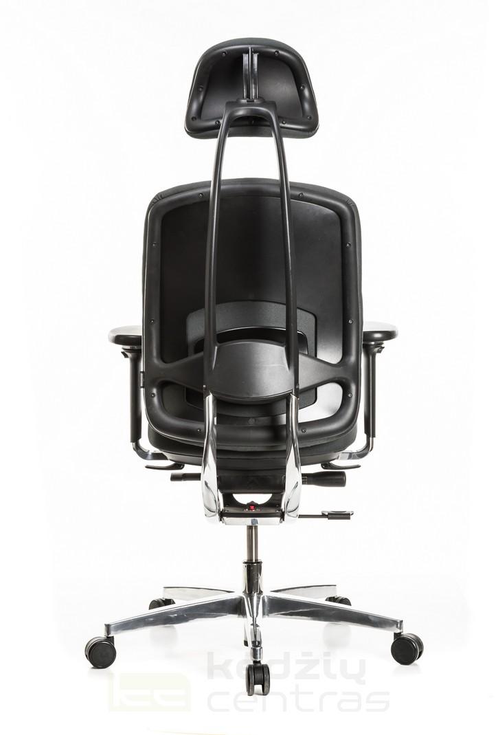 Ergonomiška kėdė ALUMEDIC 20-Pilka-6151
