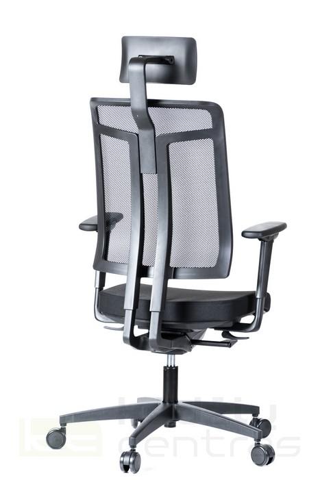 Ergonominė biuro kėdė || Darbo kėdė su pogalviu || Office chair