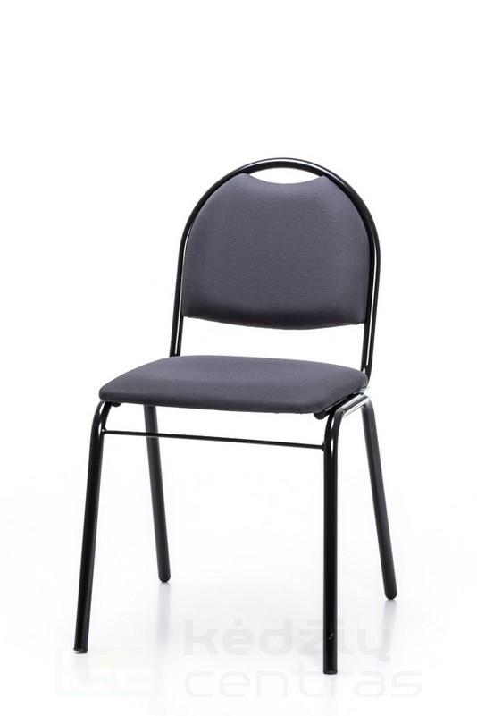 Lankytojų kėdė ARIOSO - Juoda EF019-0