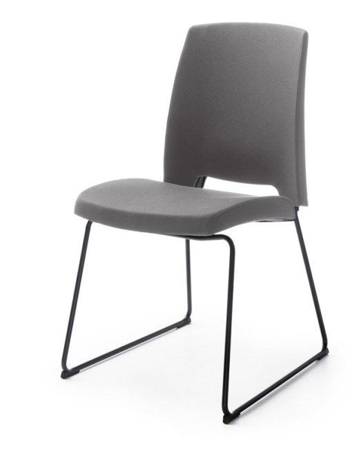Lankytojo kėdė ARCA 21-Pilka-0