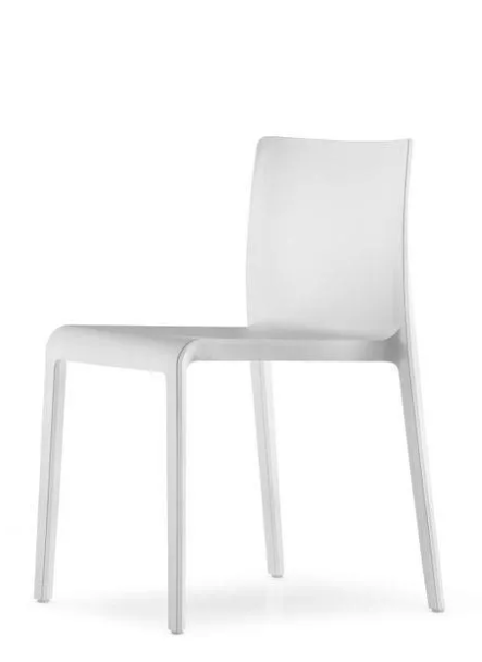 Lankytojo kėdė VOLT 670-Balta-0