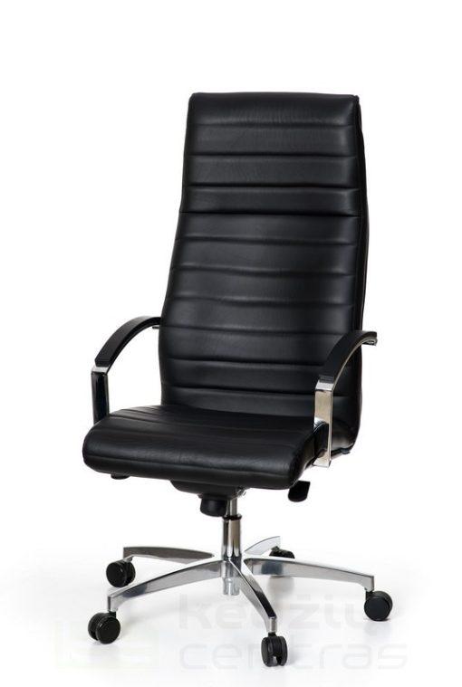 Vadovo kėdė LYNX – Juoda LE01-0
