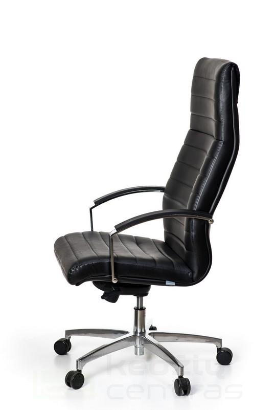 Vadovo kėdė LYNX – Juoda LE01-1793