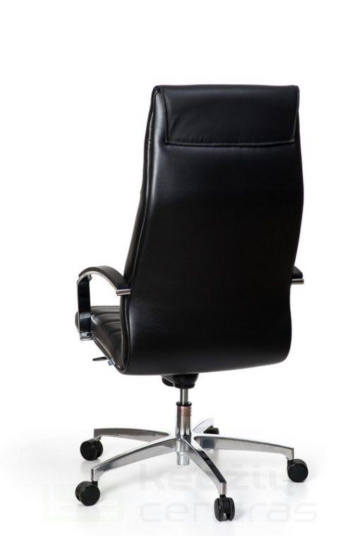 Vadovo kėdė LYNX – Juoda LE01-1796