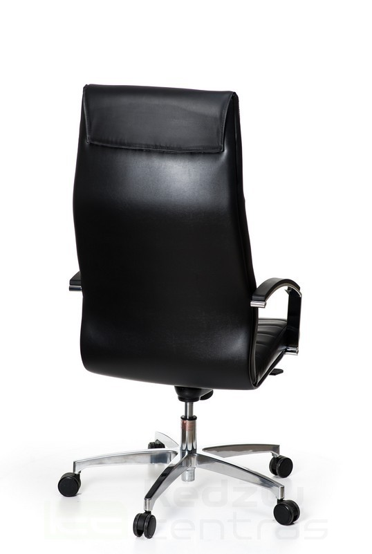 Vadovo kėdė LYNX – Juoda LE01-1798
