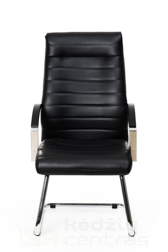 Lankytojo kėdė LYNX – Juoda-1810
