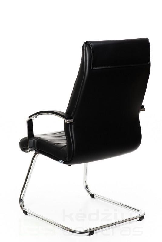 Lankytojo kėdė LYNX – Juoda-1816