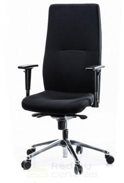 Vadovo kėdė ORLANDO HB-Juoda SM01-0