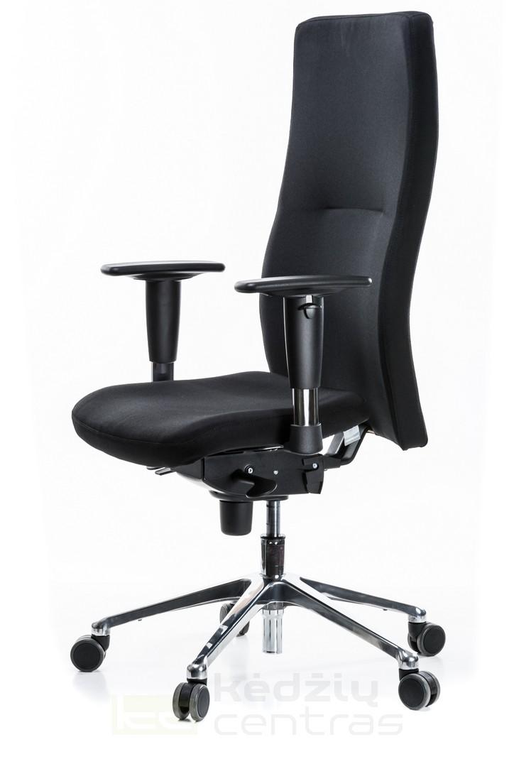 Vadovo kėdė ORLANDO HB-Juoda SM01-5969
