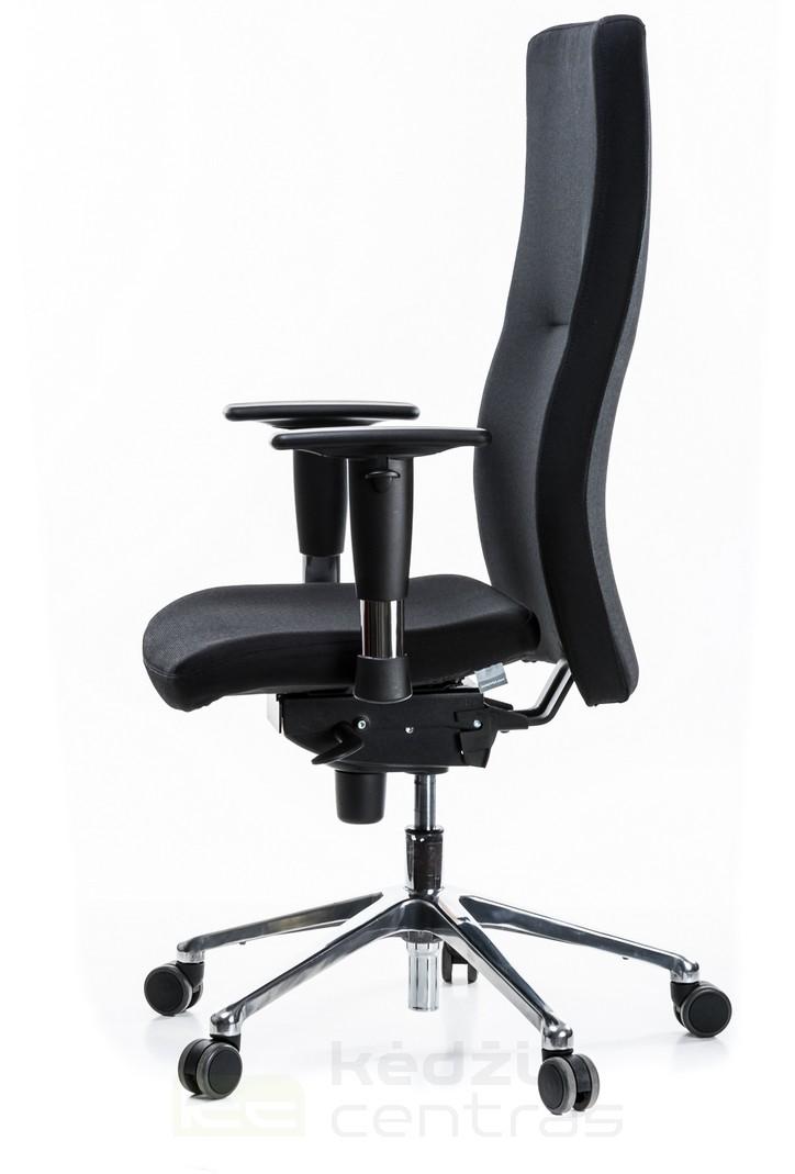 Klasikinė vadovo biuro kėdė Orlando    Kėdė aukšta nugarėlė    Office chair