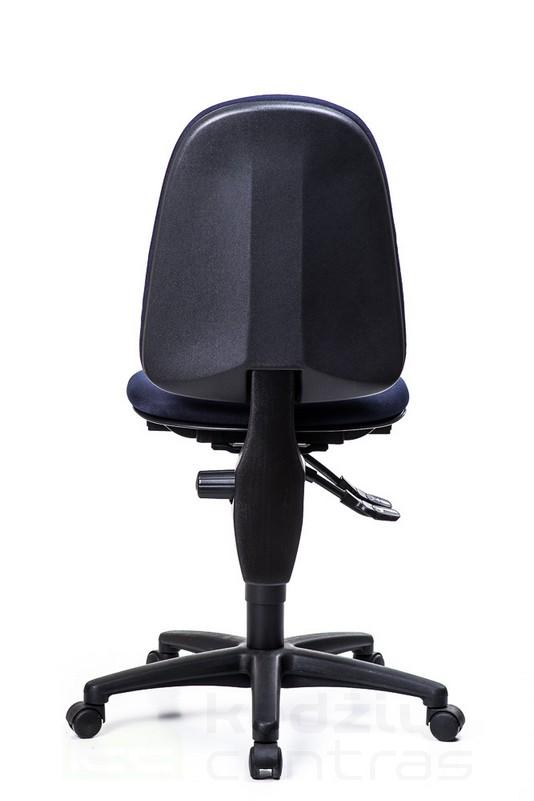 Biuro kėdė POINT 40 – Tamsiai Mėlyna G28-2695